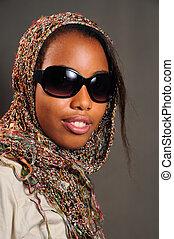模型, 方式, african