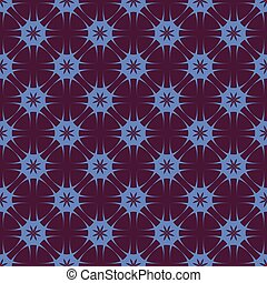 模式, 紫丁香, seamless, 勃艮第, 背景。, pattern.