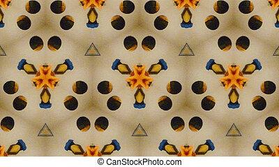 模式, fractal, seamless