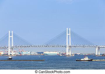 横浜, 橋