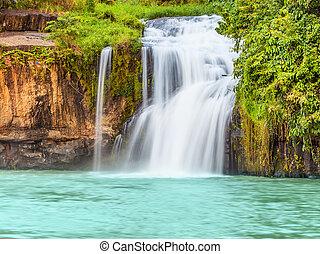 樹液, 乾きなさい, 滝