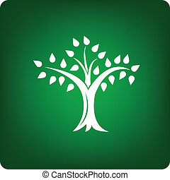 樹, 圖象