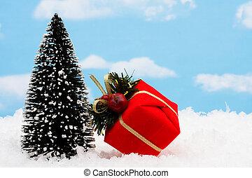 樹, 禮物