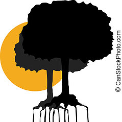 樹, 誕生