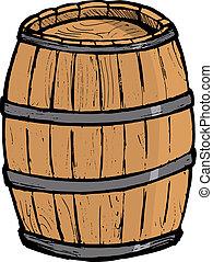 樽, 古い