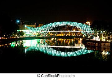 橋梁, 和平,  tbilisi