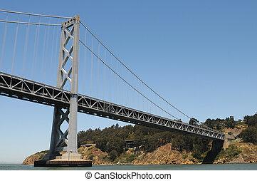 橋梁, 海灣