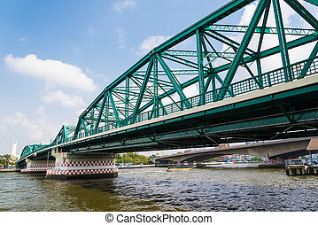 橋梁, 綠色