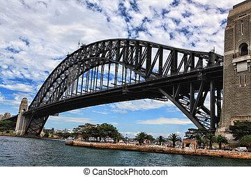 橋, シドニー 港
