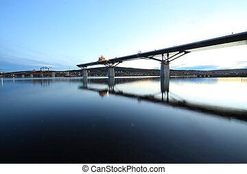 橋, フィットしなさい, 自然