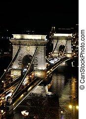 橋, ブダペスト, 鎖