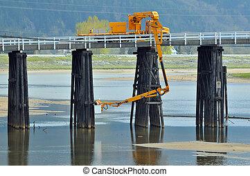 橋, 労働者