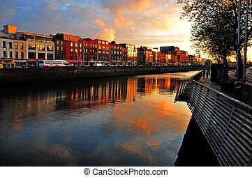 橋, 半ペニー, ダブリン, アイルランド