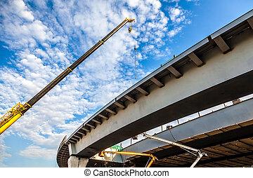 橋, 建設