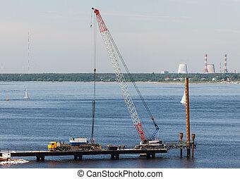 橋, 建設, 新しい