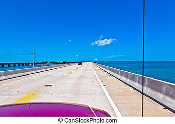 橋, 渡ること, 海洋