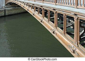 橋, 貴婦人, notre