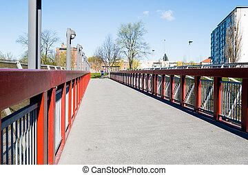 橋, 通り道