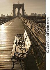 橋, brooklyn, 不朽