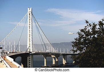 橋, francisco, san, 島, 宝物, 湾, カリフォルニア