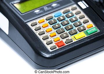 機器, 信用卡