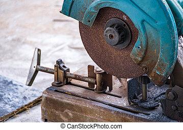 機器, 切, 金屬工作
