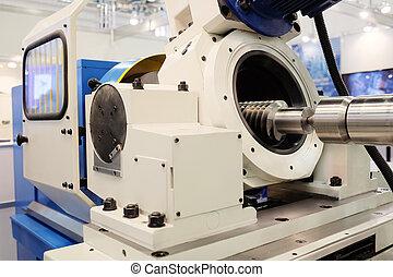 機器, metal-working