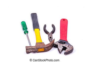 機械工, 道具