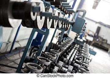 機械, シート, 生産, 金属, プロフィール