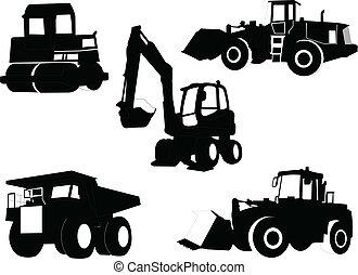 機械, 建設, コレクション
