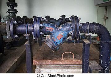 機械, 水ポンプ