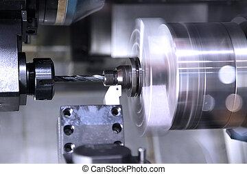 機械, 現代, 処理