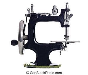 機械, 裁縫, 古い