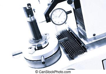 機械, cnc, 道具, うろつく
