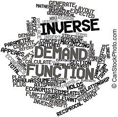 機能, inverse, 要求