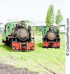 機関車, セルビア, 蒸気, kostolac