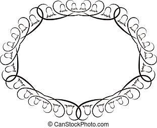 橢圓的框架