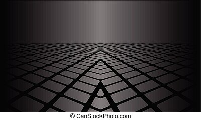 次元, 黒, 3, 背景