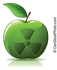 歌いなさい, 緑のリンゴ, 核