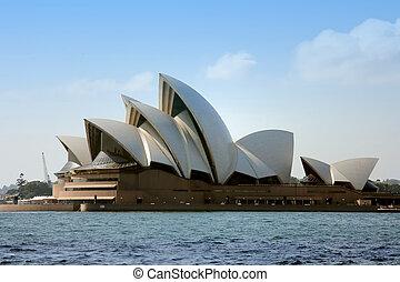 歌劇院, 悉尼