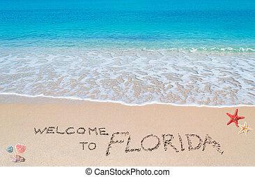 歓迎, フロリダ