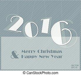 歡樂的聖誕節, 以及, 新年快樂