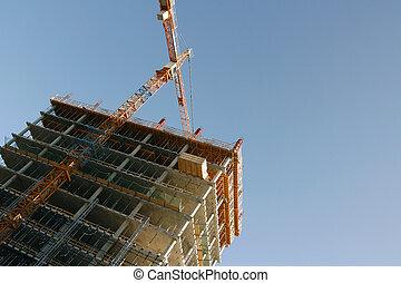 正在建設中