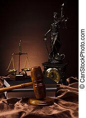 正義のスケール, そして, 小槌