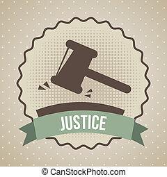 正義, アイコン