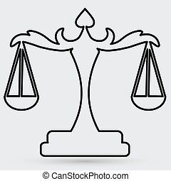 正義, スケール