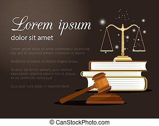 正義, 法律, 背景