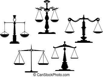 正義, 規模