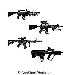 武器, セット