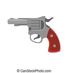 武器, ピストル, リボルバー